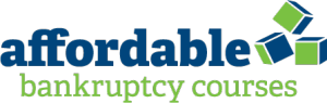 affordable bankruptcy courses logo